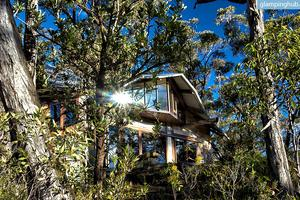 Generous Luxury Cabin with Jawdropping View of the Blue Mountains, Australia