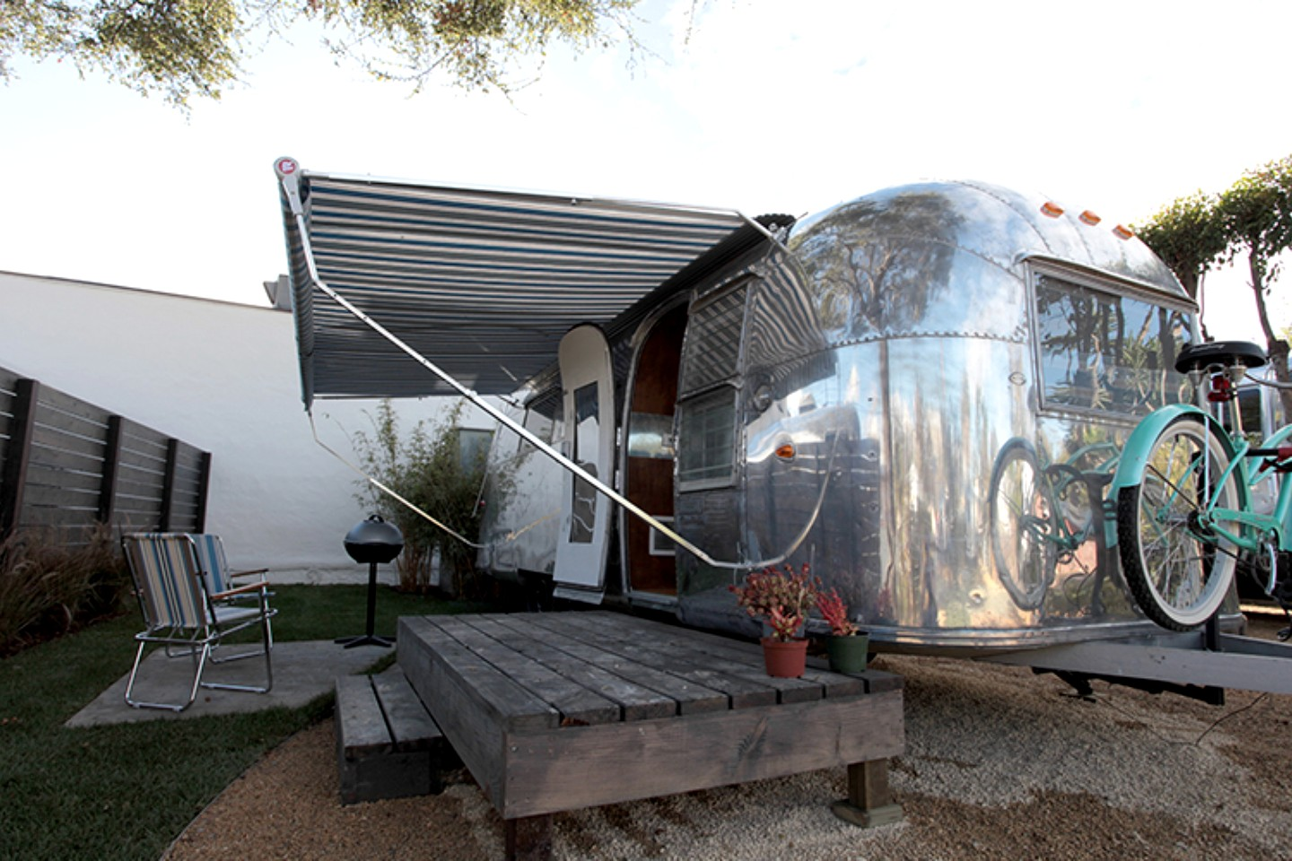 Airstream trailers for rent in santa barbara unique for Airstream rentals santa barbara