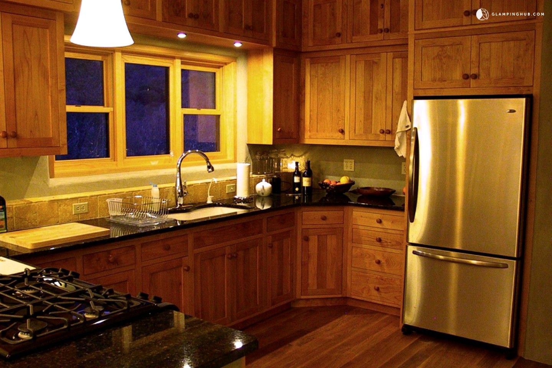 Mountain cabin rental in california for Sierra nevada cabine