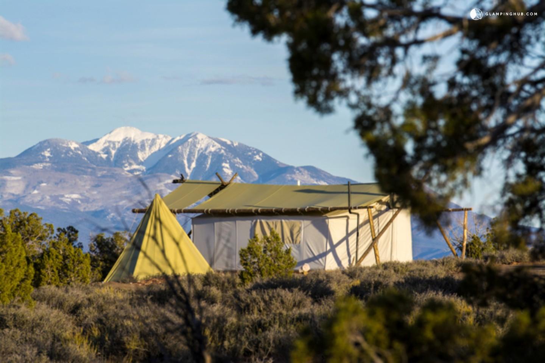 Luxury Camping in Moab, Utah   Luxury Tent Camping Utah