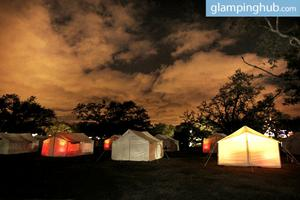 Luxury Tent Accommodation for Events in United States