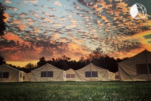 Luxury Tent Accommodation for Groups and Events in United States