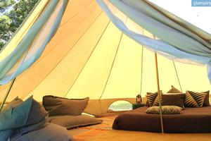 Luxury Tent for Couples or Groups, New South Wales