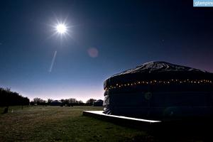 Luxury Themed Yurts in Lincolnshire, England