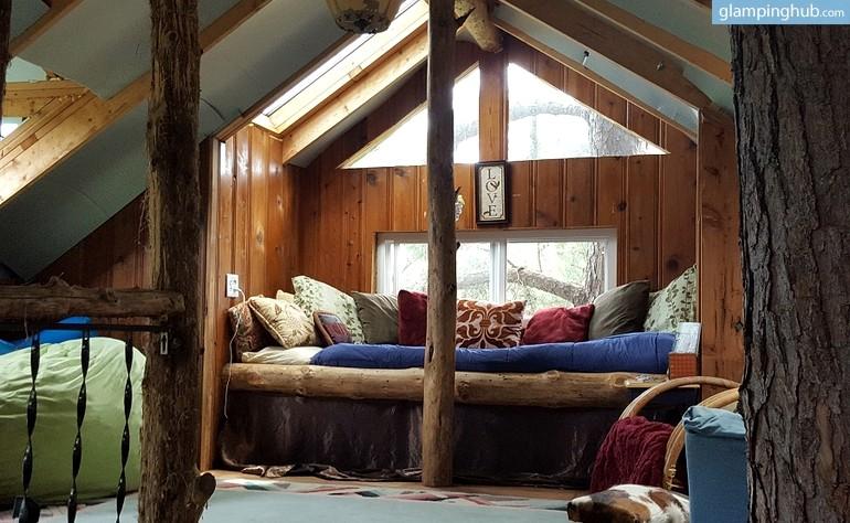Tree House Rental In Missouri