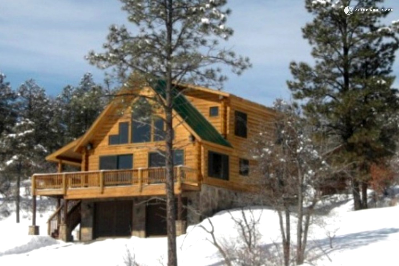 ski cabin near durango colorado