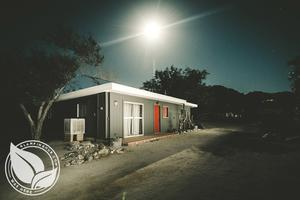 Mid-Century Cabin Minutes Away from Joshua Tree National Park