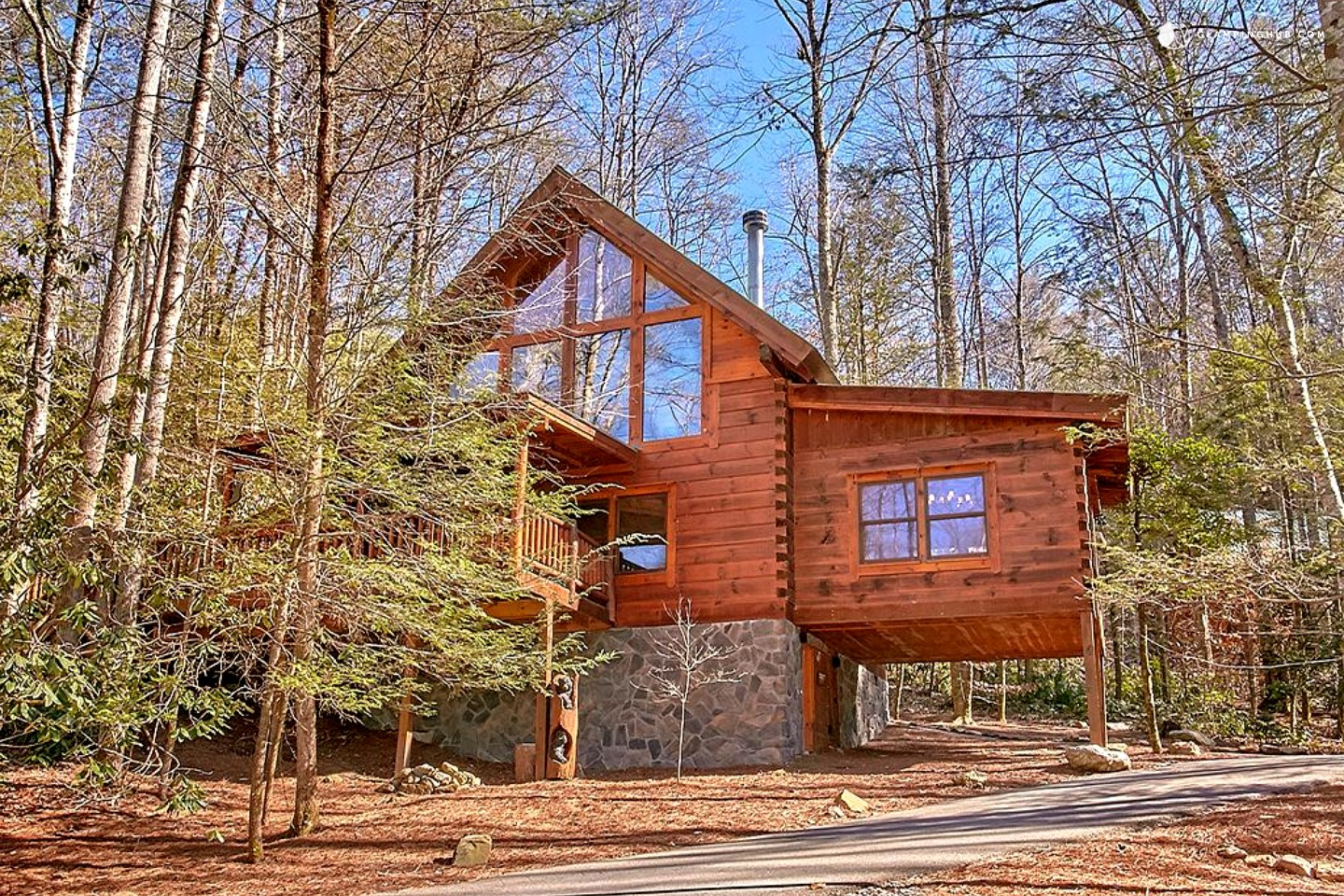 Log Cabin Rental Near Knoxville