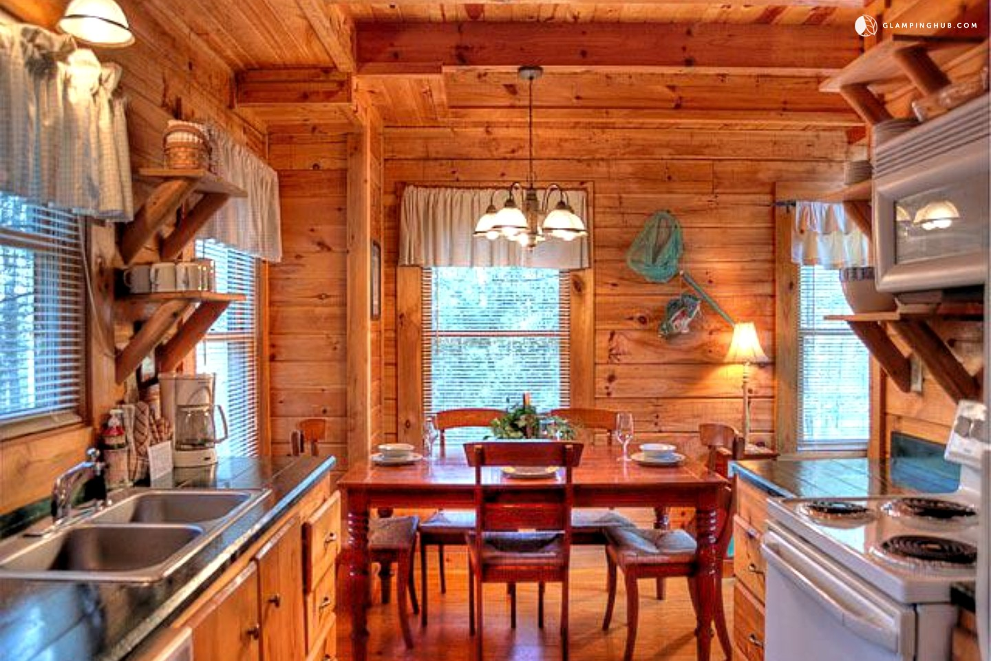 Log cabin rental near asheville for Asheville area cabin rentals