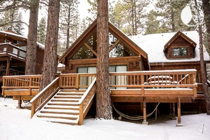 Fabulous Kid-Friendly Vacation Rental on Golf Course in Lake Tahoe