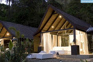 Spa-Centric Glamping Site with Villas Near Playa Uvita in Puntarenas, Costa Rica