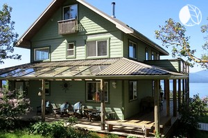 Secluded Cottage Rental on Salt Spring Island near Vancouver, British Columbia