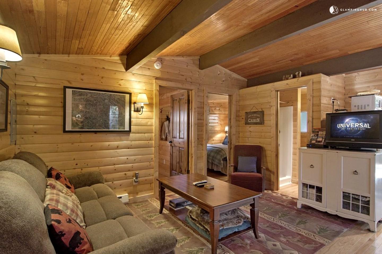 Cabin Rental Near Stevens Pass Ski Area Washington