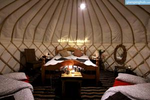 Pop-Up Yurts in United Kingdom