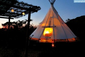 North American Tipis for Families or Groups, Portugal