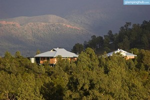 Bed and Breakfast Eco-Cottages Overlooking Wilpena Pound, Australia