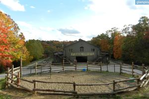 Renovated Horse Barn on Family-Friendly Dude Ranch, Indiana
