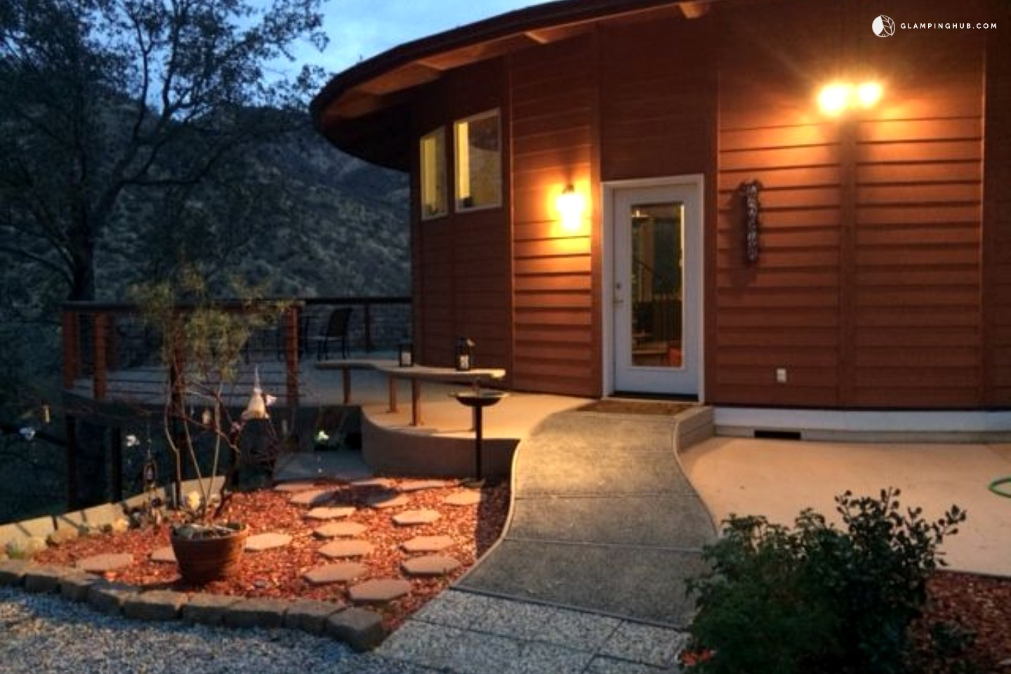 Glamping Sequoia National Park