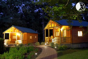 Romantic Bed and Breakfast Rooms and Cabin Rentals in Wine Country Finger Lakes, New York