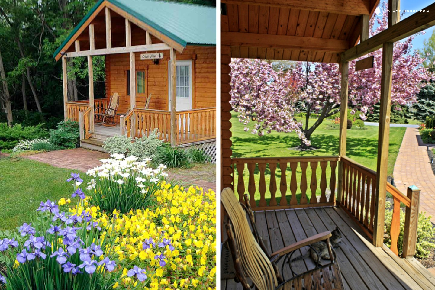 Romantic Bed and Breakfast Nestled in the Finger Lakes ...