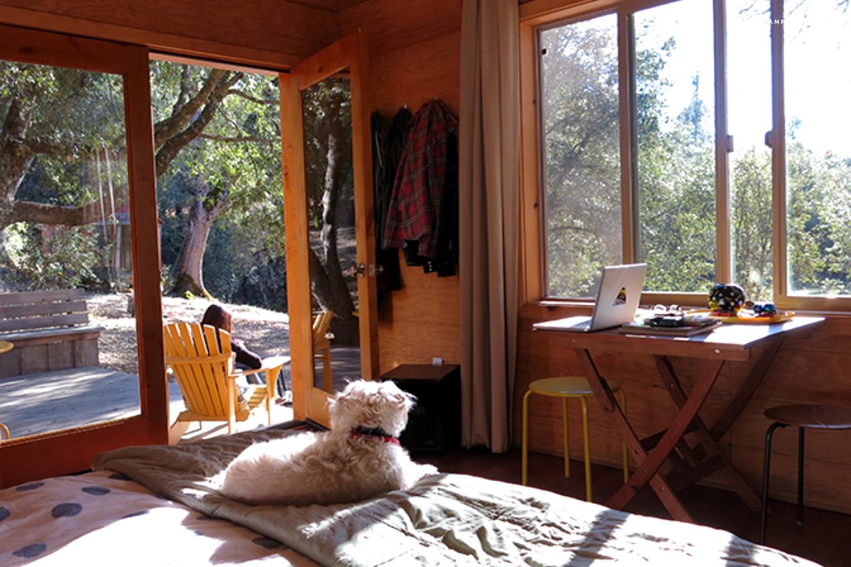 Rustic Cabin Old Yosemite Road Glamping Yosemite