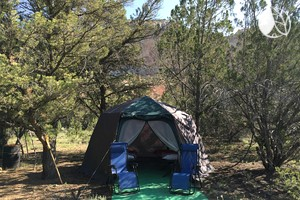 Rustic Cabin Rental Great for Groups in Abiquiu, New Mexico