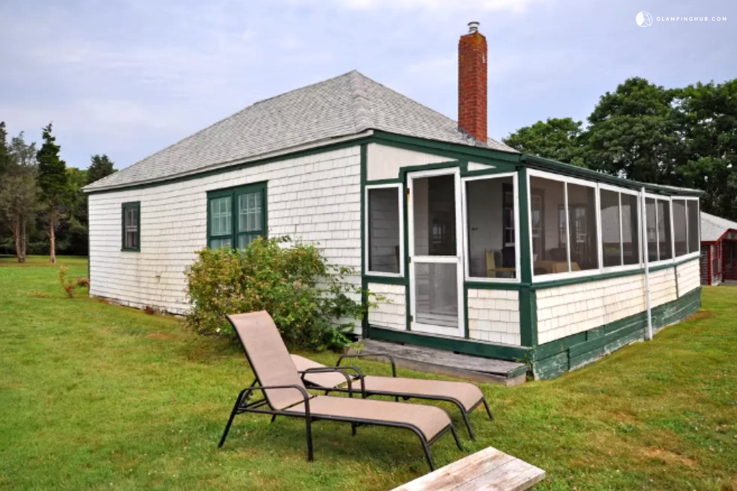 Cottage rental on national seashore in cape cod for Cabin cape cod