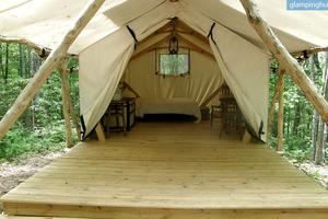 Luxury Camping Rentals Near Grandfather Mountain