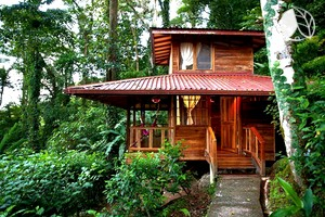 Beautiful Rainforest Holiday Rentals for Couples in Limón Province, Costa Rica