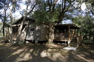Secluded Cabin near Ocala National Forest in Central Florida