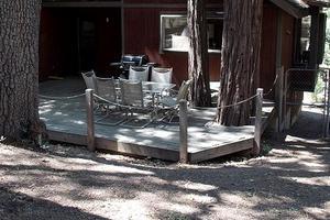 Romantic winter getaways in southern california for Cabin rentals in southern california