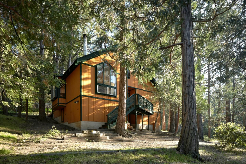 Camping cabin in idyllwild california for Cabin kits northern california