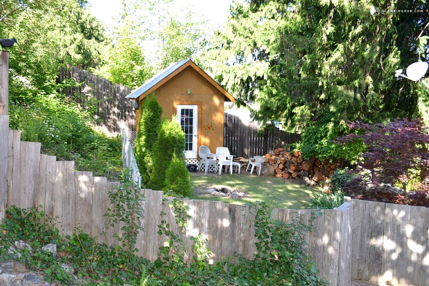 cabin rental near kelowna british columbia