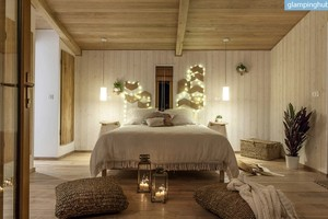 Spa Tree House Cabins with Complimentary Breakfast, France