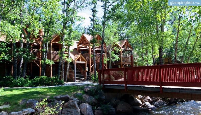 riverside cabins near fort collins