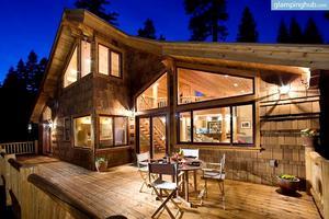 Glamping Lake Tahoe Luxury Camping Lake Tahoe