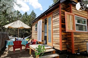 Unique Caravan Rental near Deschutes National Forest, Oregon