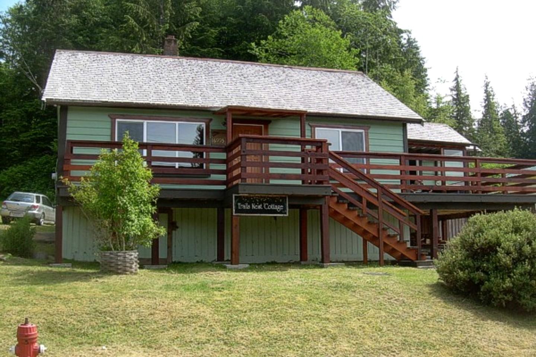 Rustic Cabin Rentals Vancouver Island