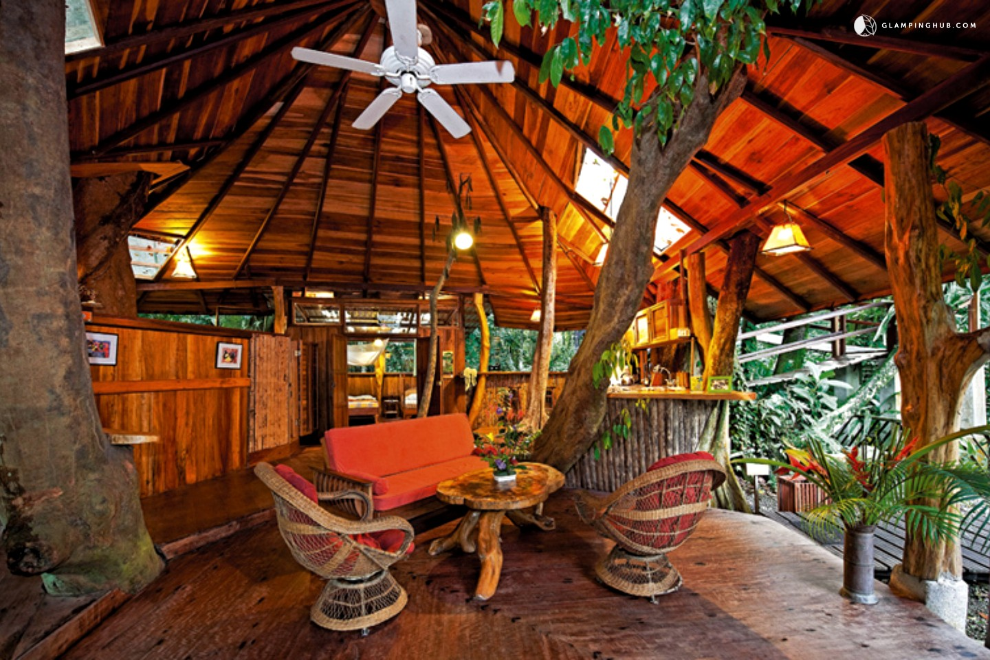 Luxury Tree House In Puerto Viejo  Costa Rica