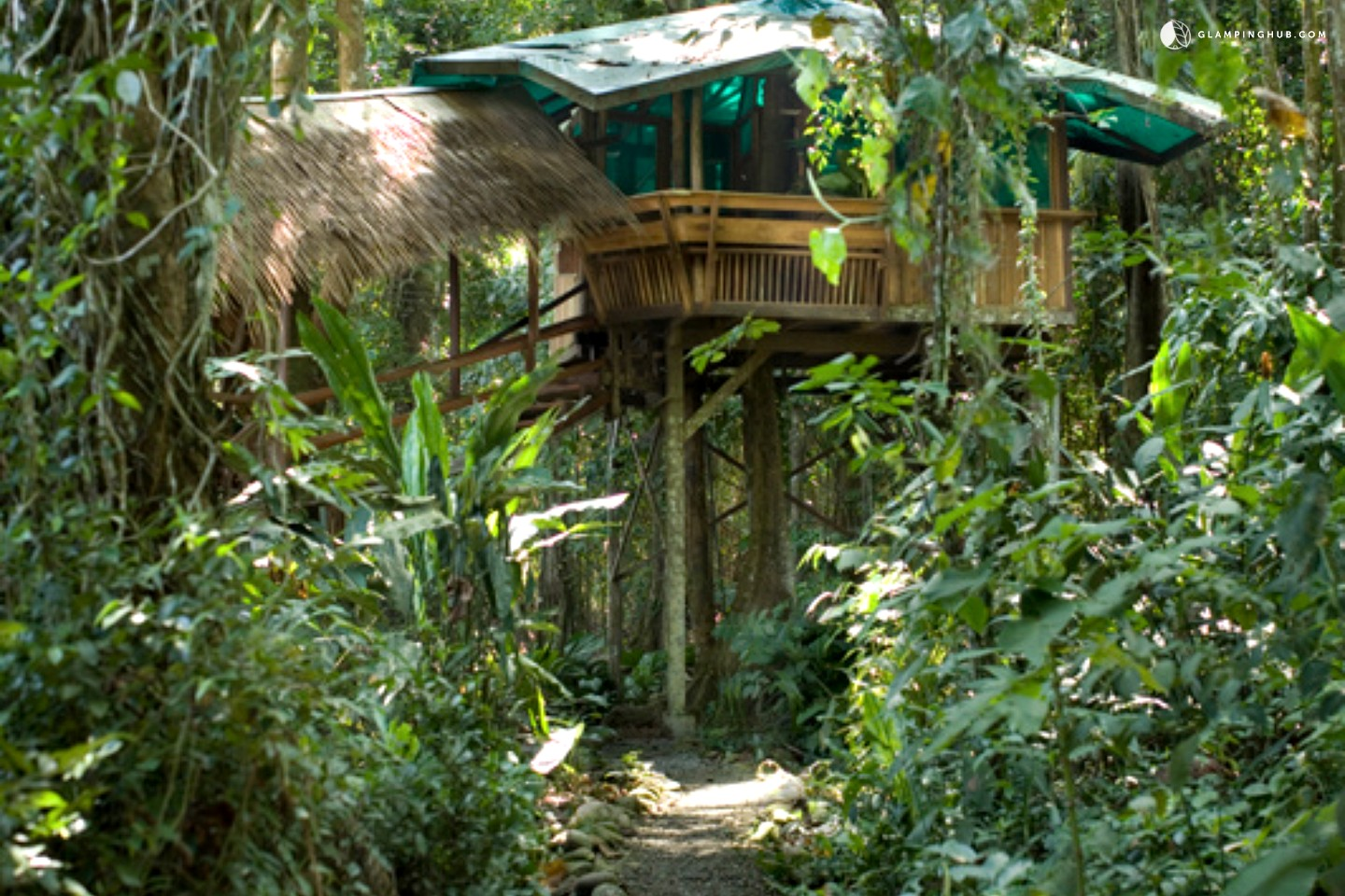 Luxury tree house in puerto viejo costa rica for Luxury rental costa rica