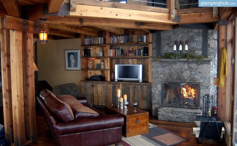 Luxury cabin colorado for Telluride co cabine