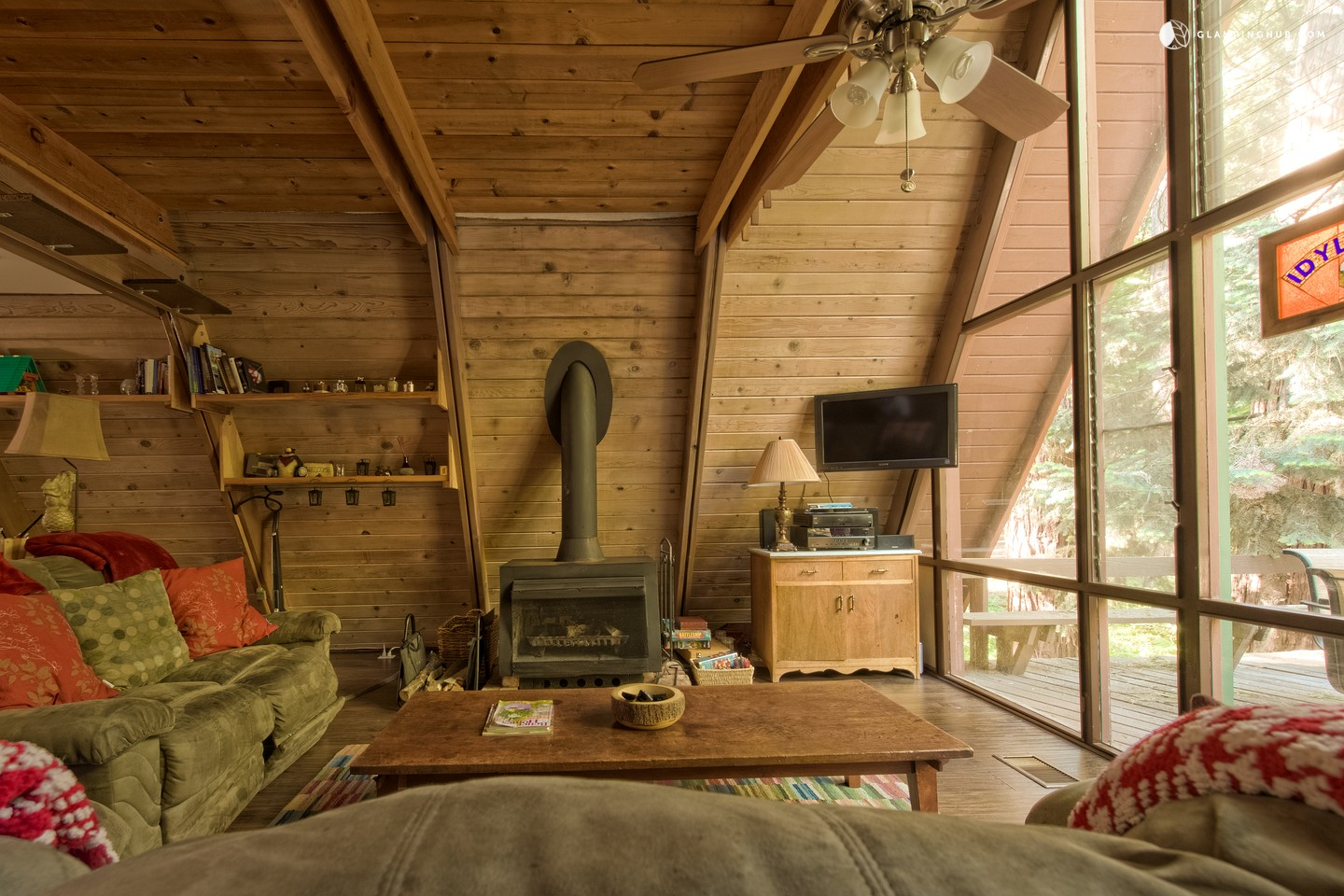 Unique A Frame Cabin In The Mountains Of San Jacinto