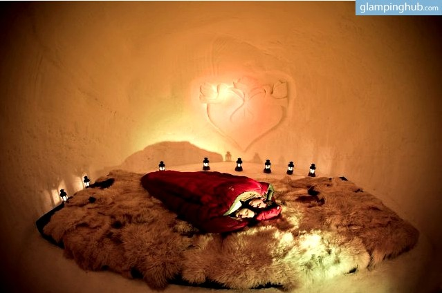 Igloo Accommodation In Austria Glamping In Austria