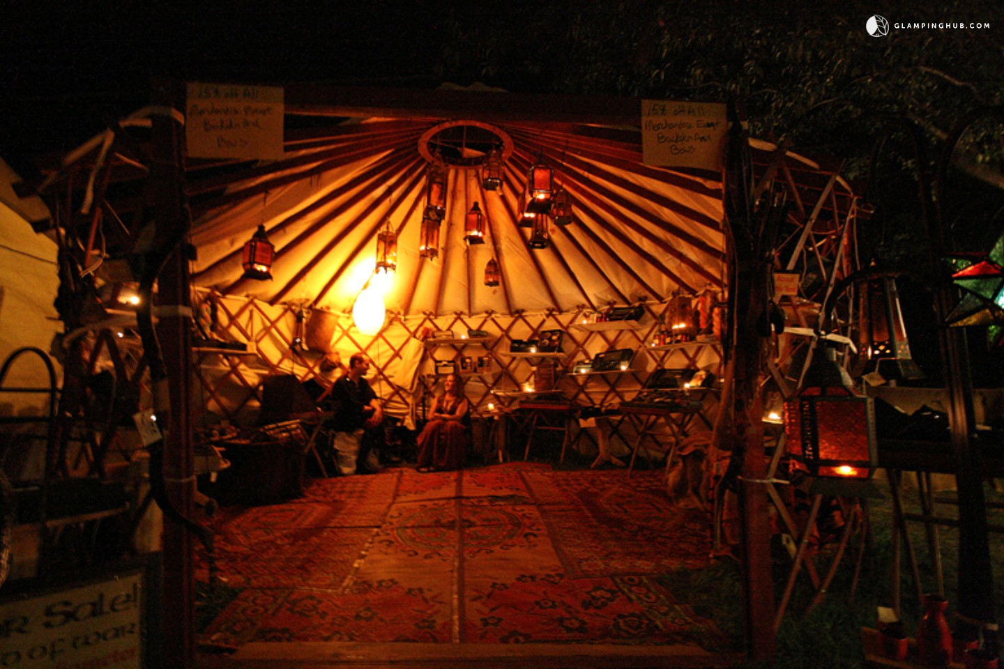 ... Unique Yurt Rentals for Your Next Event in the United States or Canada