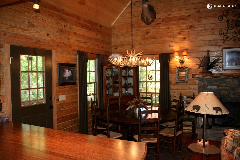 mountain cabin rental north carolina