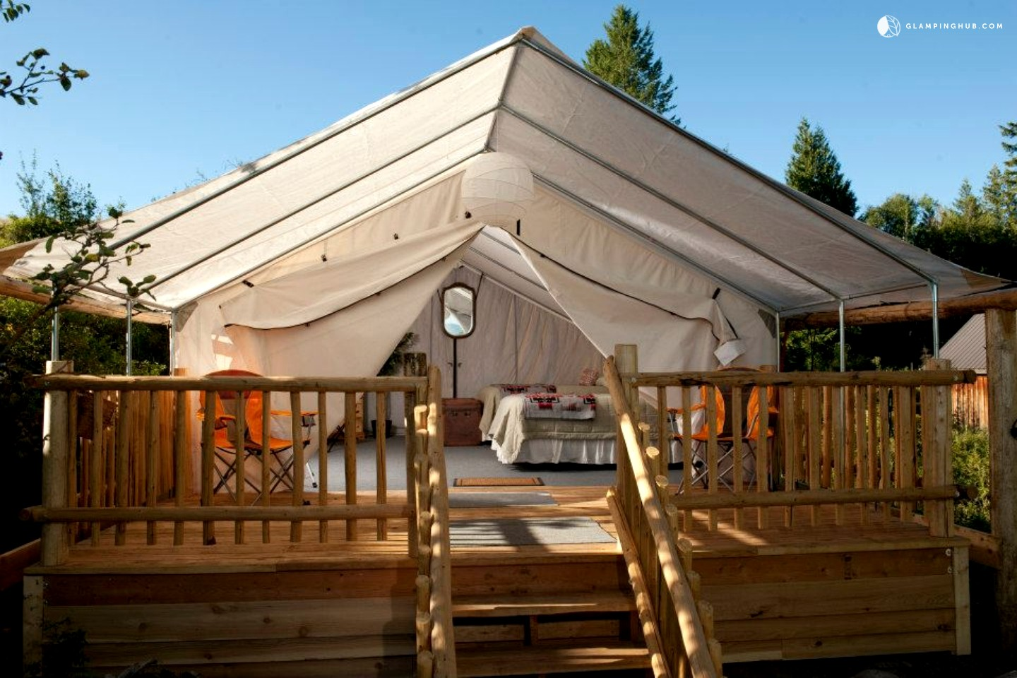 Luxury Tents Rocky Mountains Glamping Rocky Mountains