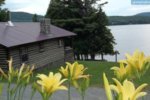 Lakeside Cottages with Stunning Views in Westmore, Vermont