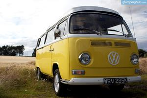 Distinctive Volkswagen Campervan Rentals for Road Trips, Scotland