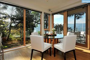 Breathtaking Views from Luxury Villas in Brentwood Bay, British Columbia