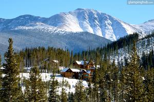 Deluxe Mountain Cabin Overlooking Downtown Winter Park, Colorado
